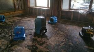 Water Damage Restoration Of Commercial Property